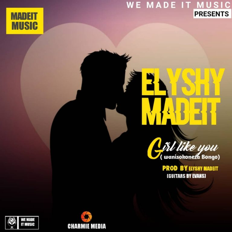Girl like you [prod. by Elyshy MadeIt guitars by Evans]